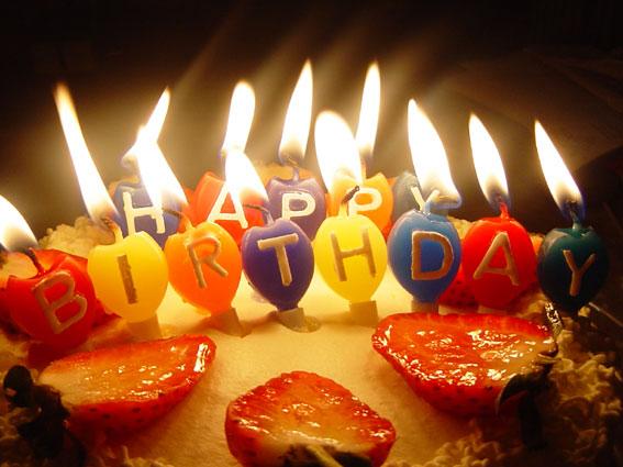 誰一人来ない、誕生日... : 誰も...