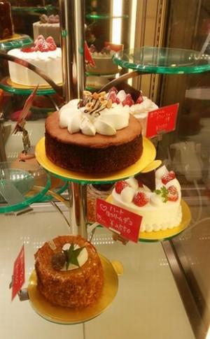 ココット 誕生日ケーキ