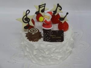 ココット クリスマスケーキ