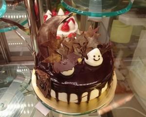 ハロウィン デコレーションケーキ