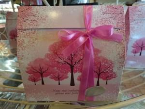 焼き菓子 桜並木