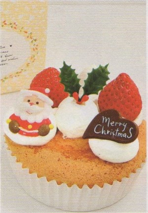子ども会クリスマスケーキ